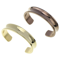 Stainless Steel Cuff Bangle, plated, open, more colors for choice, 14mm, Inner Diameter:Approx 61x48mm, Length:Approx 5.5 Inch, Sold By PC