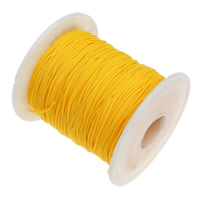 Nylon Cord, more colors for choice, 1.2mm, Length:Approx 50 Yard, Sold By PC