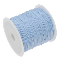 Nylon Cord with plastic spool light blue 1mm Approx 100Yards/Spool