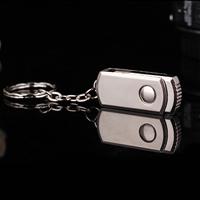 USB флешка, нержавеющая сталь, различные памяти для выбора, оригинальный цвет, 47x16x10mm, продается PC