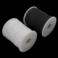 Wax Cord Waxed Linen Cord with plastic spool 1.5mm Approx 100Yards/Spool