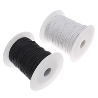 Wax Cord Waxed Linen Cord with plastic spool 2mm Approx 100Yards/Spool