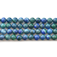 Lapis Lazuli Phenix Beads, Round, different size for choice, Hole:Approx 1mm, Sold Per Approx 15.5 Inch Strand