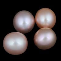 Koraliki z pereł hodowlanych słodkowodnych bez otworu, Perła naturalna słodkowodna, Ziemniak, Naturalne, mieszane kolory, klasy AAA, 10-11mm, sprzedane przez PC