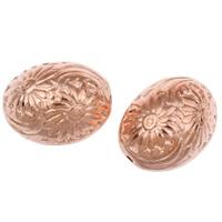 Koraliki Biżuteria akrylowe, Akryl, Owal, oryginalny kolor, 20x15mm, otwór:około 1mm, około 195komputery/torba, sprzedane przez torba