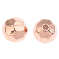 Koraliki Biżuteria akrylowe, Akryl, fasetowany, oryginalny kolor, 8x7mm, otwór:około 1mm, około 1660komputery/torba, sprzedane przez torba