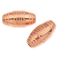Koraliki Biżuteria akrylowe, Akryl, Bęben, oryginalny kolor, 20x10mm, otwór:około 3mm, około 495komputery/torba, sprzedane przez torba