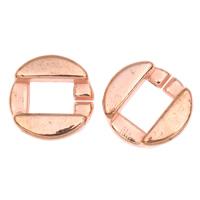Akrylowy Pierścień łączący, Akryl, oryginalny kolor, 18x5mm, otwór:około 9x7mm, około 710komputery/torba, sprzedane przez torba
