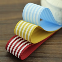 Grosgrain Ribbon stripe 25mm 50m/Bag
