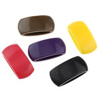 пластик Слайд-застежка, разноцветный, 28x13x8.50mm, 1000ПК/Лот, продается Лот