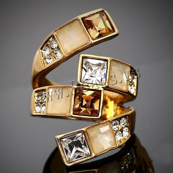 Модные золотые кольца 2017 женские