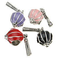 European Zinc Alloy Pendants, antique silver color plated, without troll & enamel, more colors for choice, nickel, lead & cadmium free, 10x15mm, 3.5x15mm, Hole:Approx 4.5mm, 100PCs/Lot, Sold By Lot