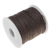 Waxed Linen Cord Cord 1mm Approx 80Yard/Spool