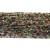 Natural Indian Agate Beads, Round, different size for choice, Hole:Approx 0.5mm, Length:Approx 16 Inch, Sold By Lot