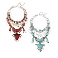 Мода себе ожерелье, цинковый сплав, с канифоль, с 2.7lnch наполнитель цепи, Другое покрытие, Много цветов для выбора, не содержит никель, свинец, 110mm, Продан через Приблизительно 18.1 дюймовый Strand