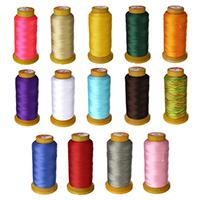 Nylon Koord, met kunststof spoel, verschillende grootte voor keus, meer kleuren voor de keuze, Verkocht door PC