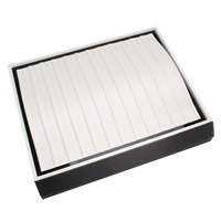 Cardboard Pendant Box, Rectangle, 300x250x85mm, Sold By PC