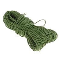 Шнуры из воска, Вощеная Конопля шнура, зеленый, 1mm, 20м/сумка, продается сумка