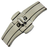 Watch Band Clasp, Tungsten Steel, different size for choice, original color, Sold By PC