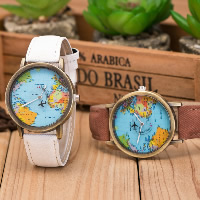 Unisex Wrist Watch, Canvas, with Glass & Zinc Alloy, plated, more colors for choice, Length:Approx 9.4 Inch, 3PCs/Lot, Sold By Lot