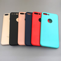 Customized Mobile Phone Cases, Silicone, Rectangle, different styles for choice, more colors for choice, Sold By PC