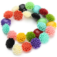 Бусины из натурального коралла, Натуральный коралл, Форма цветка, натуральный, разный размер для выбора, разноцветный, отверстие:Приблизительно 1mm, Продан через Приблизительно 15.5 дюймовый Strand