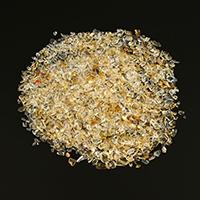 Бусины из цитрина кабошон, Комкообразная форма, натуральный, 2-7x3-8x2-9mm, продается KG