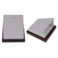 Cardboard Pendant Box, 72x82x50mm, Inner Diameter:Approx 21x2mm, Sold By PC