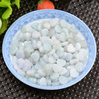 Natural Jadeite Beads, Heart, 10mm, Hole:Approx 0.7mm, 100PCs/Lot, Sold By Lot