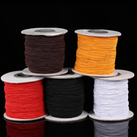Nylon Cord with paper spool elastic Approx 40m/Spool