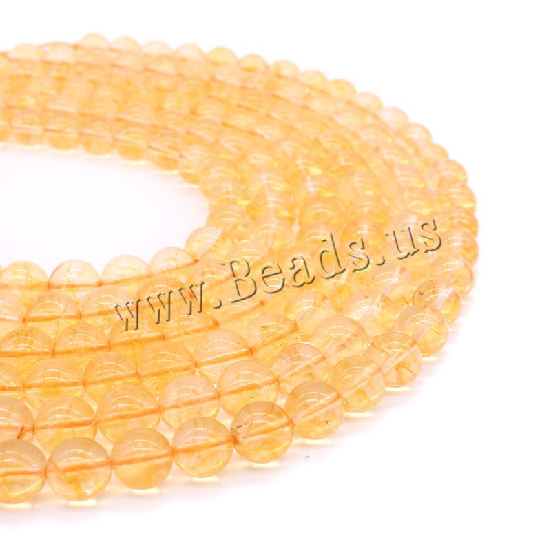 citrine roun china wholesale jewelry