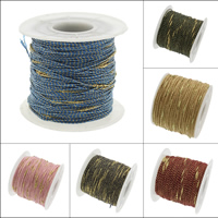 Nylon Cord with plastic spool   Purl 1mm Approx 100Yards/Lot
