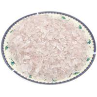 Природные Бисер розовый кварц, Комкообразная форма, натуральный, нет отверстия, 3-10mm, Приблизительно 1000ПК/KG, продается KG