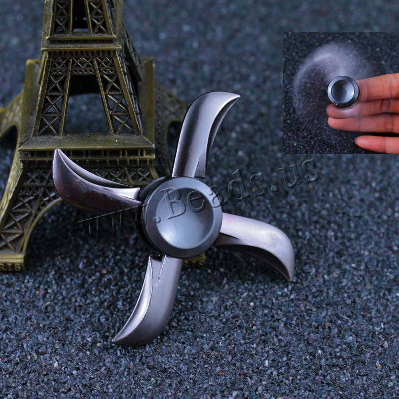 Buy Finger Hand Fidget Spinner Gyroscope Toys Aluminum plated nickel lead & cadmium free 60-75mm Sold PC