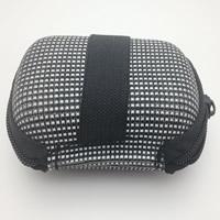 Очки Дело, Искусственная кожа, с Бархат & пластик, 93x44x33mm, 10ПК/сумка, продается сумка