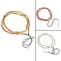 Шнуры для ожерелий, Полудрагоценный камень, Круглая, Много цветов для выбора, 6mm, Продан через Приблизительно 25 дюймовый Strand