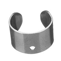 Модные серьги каффы, нержавеющая сталь, Многоканальный, оригинальный цвет, 9.50x6x9mm, отверстие:Приблизительно 1mm, 500ПК/Лот, продается Лот