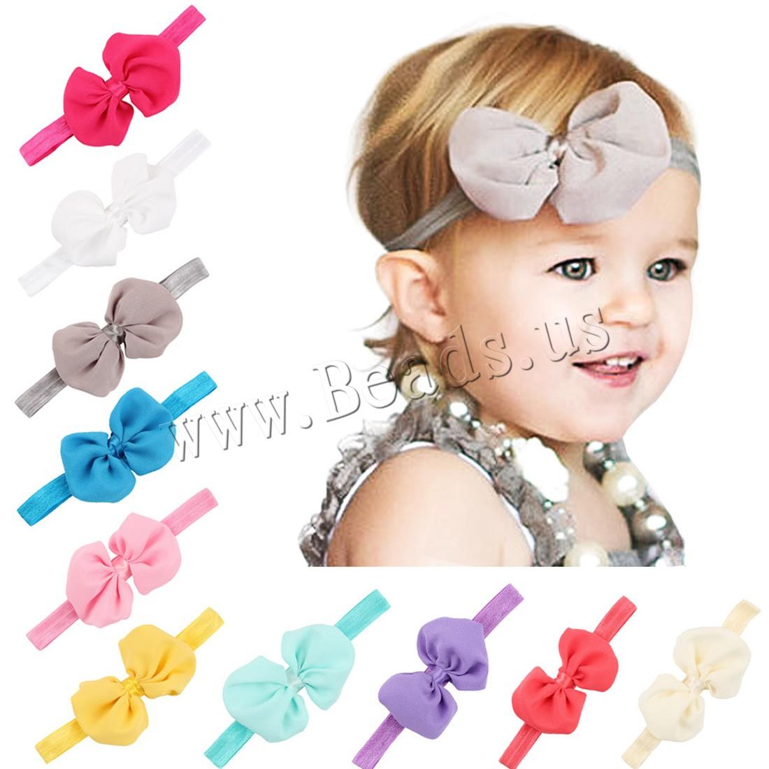Аксессуары для волос детям своими руками