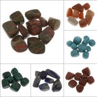 Полудрагоценный камень кабошон, различные материалы для выбора, 14x16x9mm-21x23x25mm, Приблизительно 108ПК/KG, продается KG