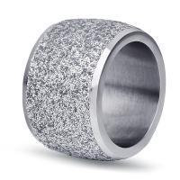 Пальцевидное Кольцо Титановой Стали, титан, Другое покрытие, Мужская & разный размер для выбора, Много цветов для выбора, 16x3mm, продается PC