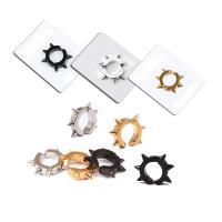 титан Кольцевая форма, Другое покрытие, Мужская, Много цветов для выбора, 9x4mmuff0c18mm, продается PC