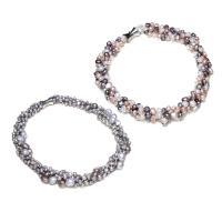 Природное пресноводное жемчужное ожерелье, Пресноводные жемчуги, разный размер для выбора & Женский, Продан через Приблизительно 19.5 дюймовый, Приблизительно 18 дюймовый Strand