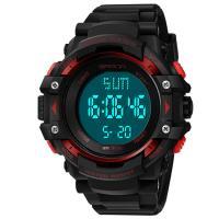 Часы унисекс, канифоль, с Резинка, Мужская, Много цветов для выбора, 55x52x15mm, длина:Приблизительно 8.5 дюймовый, продается PC