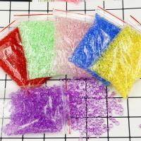 Бусины из пластика, пластик, ручной работы, Много цветов для выбора, 7mm, 400ПК/сумка, продается сумка