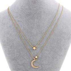 Fashion Multi Layer Necklace