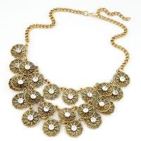 Zinc Alloy Jewelry Necklace