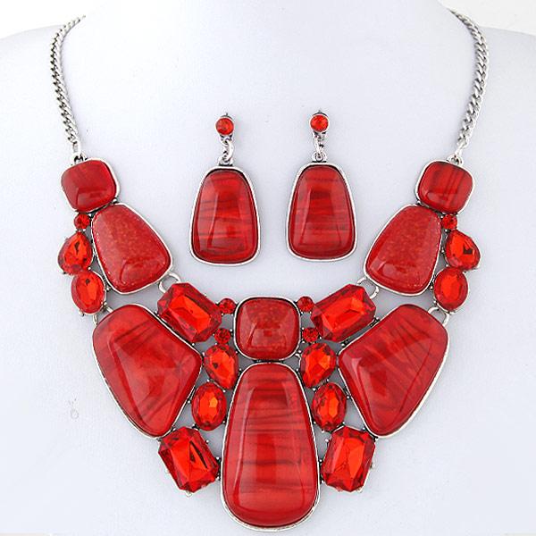 Σετ ρητίνη Κοσμήματα Κίνα χονδρικής κοσμήματα χάντρες Ρητίνη Υλικά ... 56c8c688566