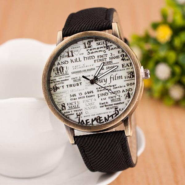 Наручные часы под бронзу
