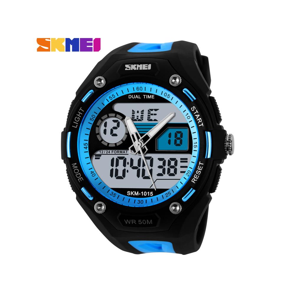 Спортивные водонепроницаемые часы Synoke WR50M
